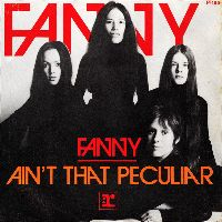 Cover Fanny [1970s] - Ain't That Peculiar